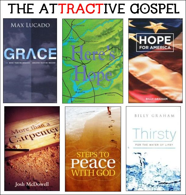 THE ATTRACTIVE GOSPEL